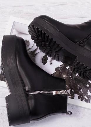 Стильные ботиночки деми9 фото