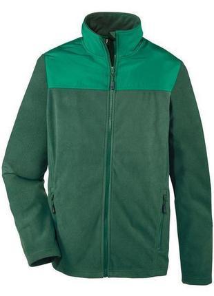 Флисовая, кофта, куртка с непродуваемой мембраной,  xl