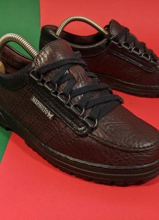Ботинки туфли mephisto trampolins 38 р