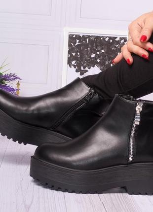 Стильные ботиночки деми10 фото