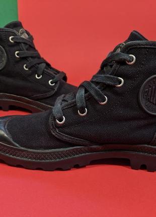 Ботинки palladium pumpa 37 р