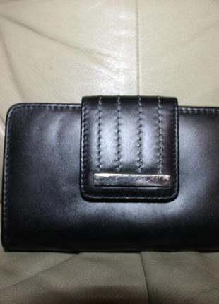 Кожаный кошелек collection debenhams