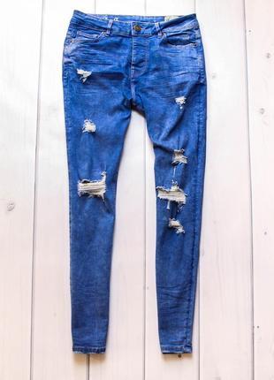 Бомбовые skinny-джинсы от бренда denim&co.