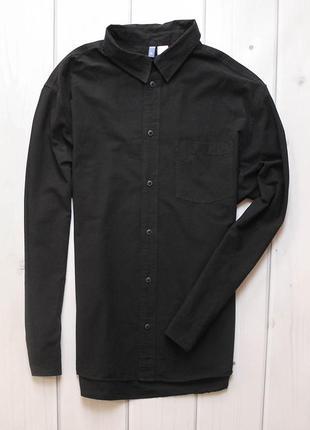 Топовая рубашка от h&m.