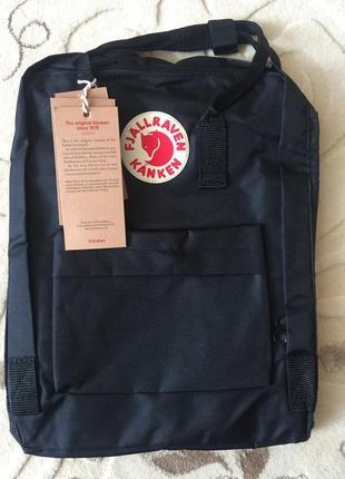 Стильный рюкзак, сумка fjallraven kanken classic