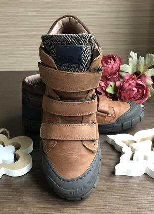 Фирменные ботинки деми kickers - италия