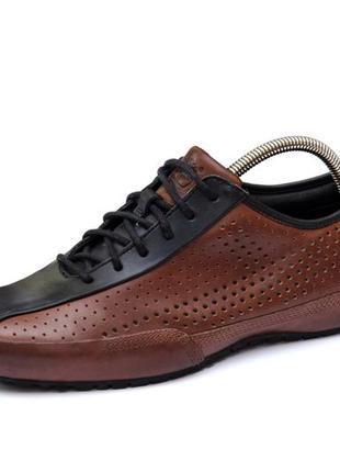 Кожаные туфли timberland reflective. стелька 27 см