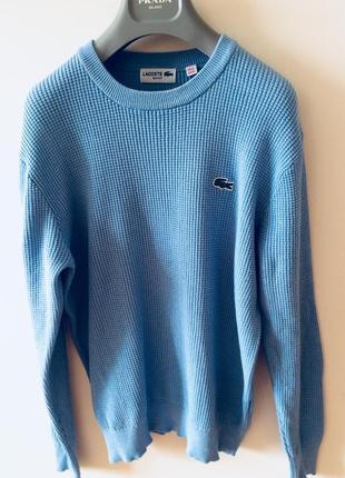 Яркий фактурный свитер оригинал