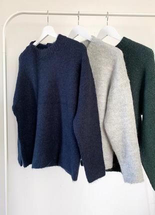 Очень тёплые шерстяные свитера от selected