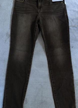 Теплые джинсы/скинни/брюки