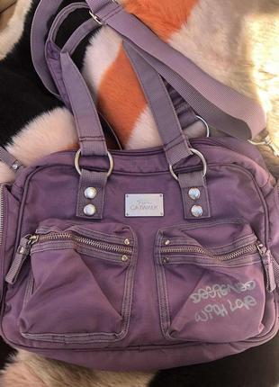 Текстильная сумка catwalk оригинал!