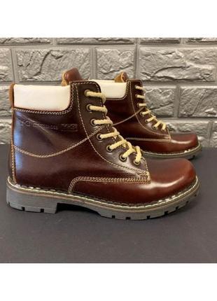 Зимние женские ботинки viva, натуральная кожа, натуральный мех, р-р 36-41