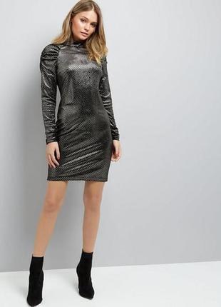New look, стильное платье uk 8, на наш 44, новое