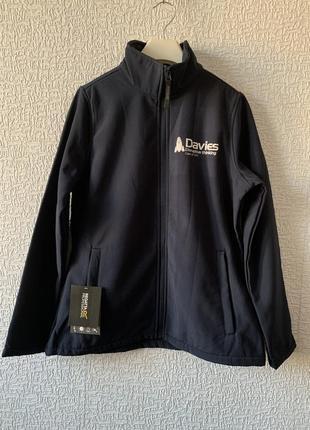 Женская спортивная  softshell куртка regatta