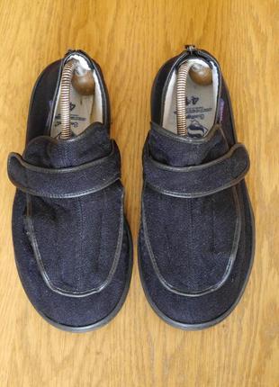 Туфлі фетрові розмір 41  pulman маломерки