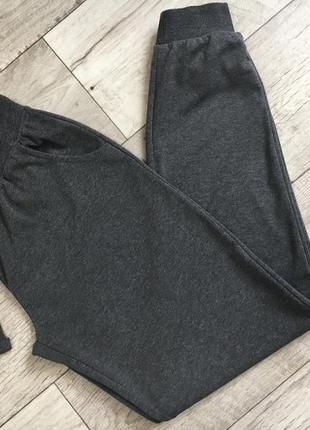 Спортивные домашние штаны джоггеры женские takko с