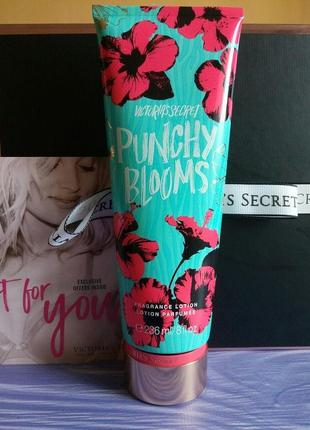Парфюмированный лосьон для тела punchy blooms victoria's secret 🌸