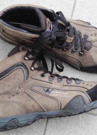 Термо ботинки allrounder by mephisto