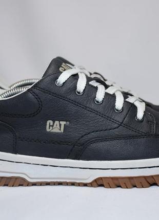 Кроссовки caterpillar cat туфли мужские кожаные. оригинал. 42-43 р./27.7 см.