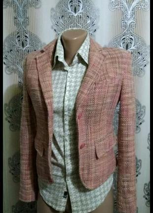 Продам крутой твидовый пиджак