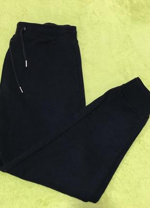 Мужские коттоновые спортивные штаны zara man