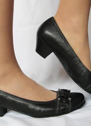 946. туфли gabor 40,5 р. стелька 26,5 см