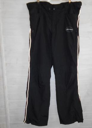 Супер классные штаны для активного зимнего спорта zed xxl