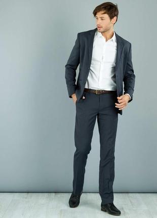 Мужские брюки французского бренда kiabi, s, сток европа оригинал
