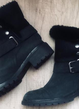 Ботинки зима 35