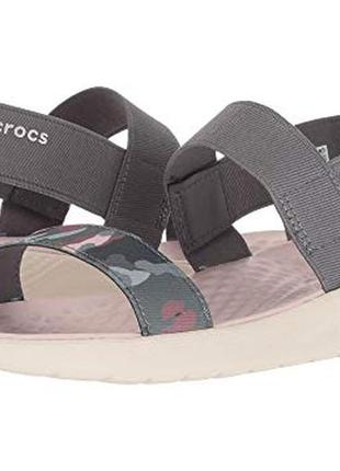 Сандалии crocs literide
