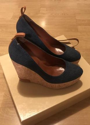 Туфли sergio rossi (оригинал)