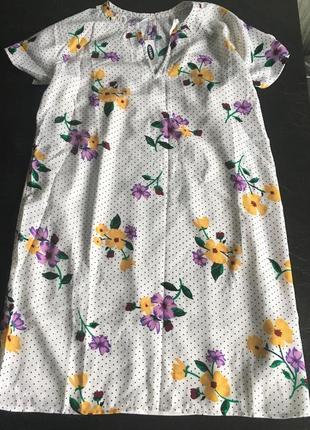 Новое легкое платье old navy