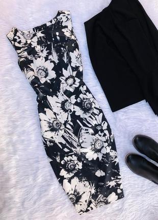 Очень крутое платья в цветы от f&f