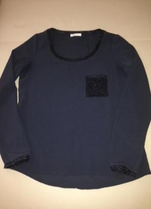 Promod реглан блуза универсальный деловой вариант