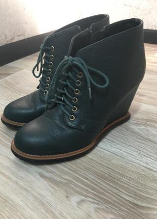 Ботильоны. ботинки