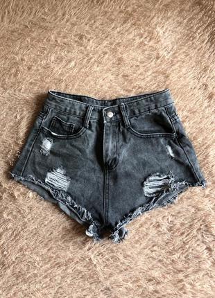 Джинсовые шорты 🔥