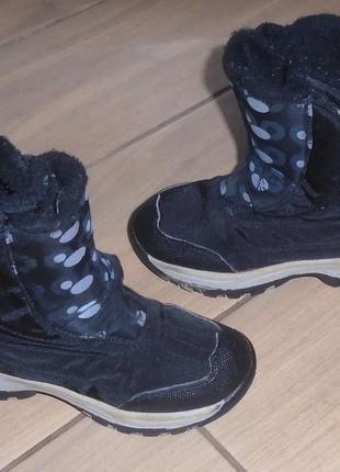 Зимние термо ботинки reima 28 р
