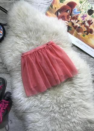 Красивая юбка mayoral, 3 года