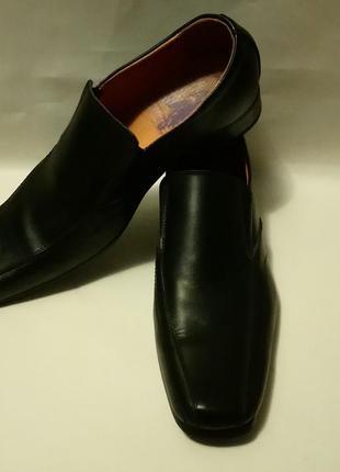 Туфли мужские демисезон. front