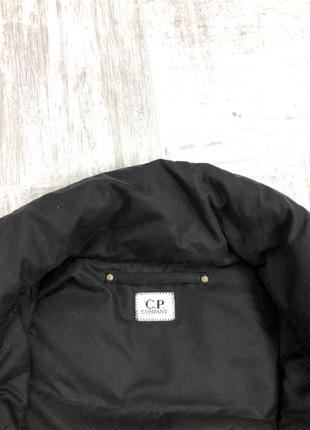 Пуховик зимняя куртка лютая зима cp company