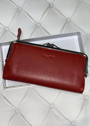 Кожаный кошелёк 👍