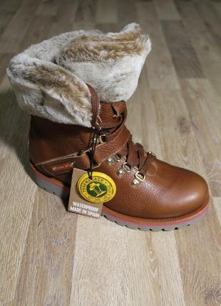 Шикарні черевички panama jack ботинки кожа оригинал