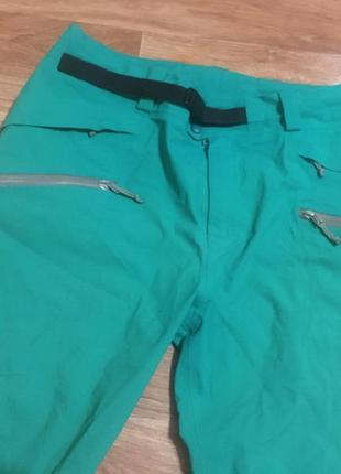Не реально крутые горнолыжные штаны от arc'teryx gore-tex
