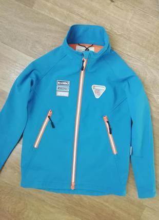 Ветронепродуваемая, водонепромокаемая, софтшелл куртка, курточка, ветровка, олимпийка