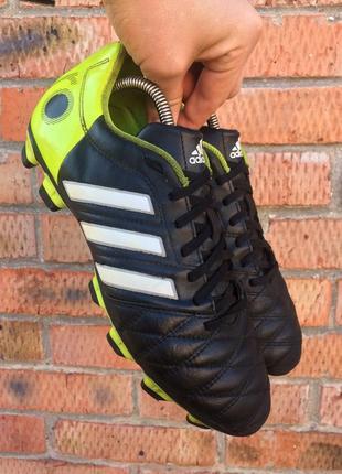 Бутсы adidas 11questra trx размер 41