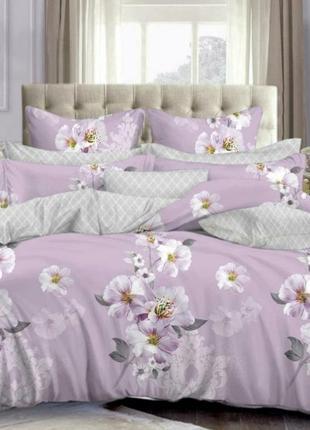 Постільна білизна сатин постіль постельное белье