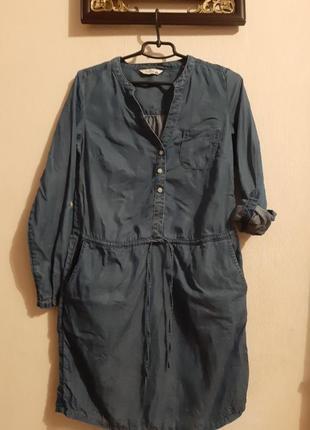 Джинсове  стильне плаття