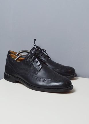 Крутые туфли clarks