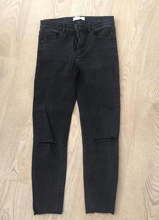 Skinny скини джинсы stradivarius
