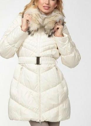 Куртка с мехом, размер